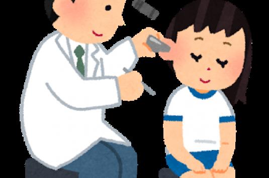 耳鼻科検診と新型コロナ